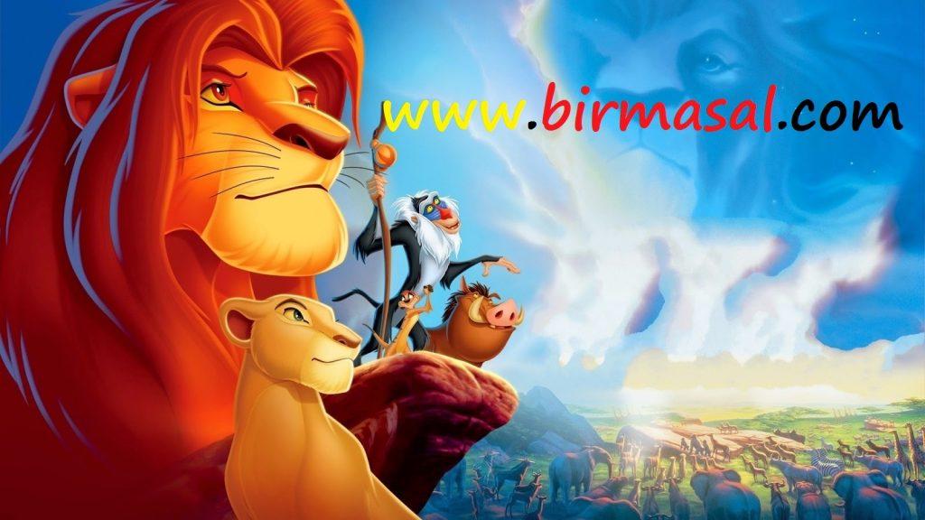 aslan kral masali