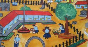 Köye Gelen Kitaplar