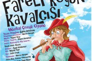 İstanbul Fareli Köyün Kavalcısı Tiyatro Etkinliği