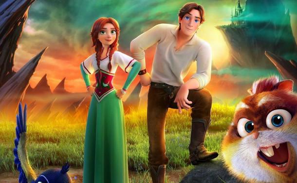 Kayıp Prenses Animasyon Filmi Bir Masal
