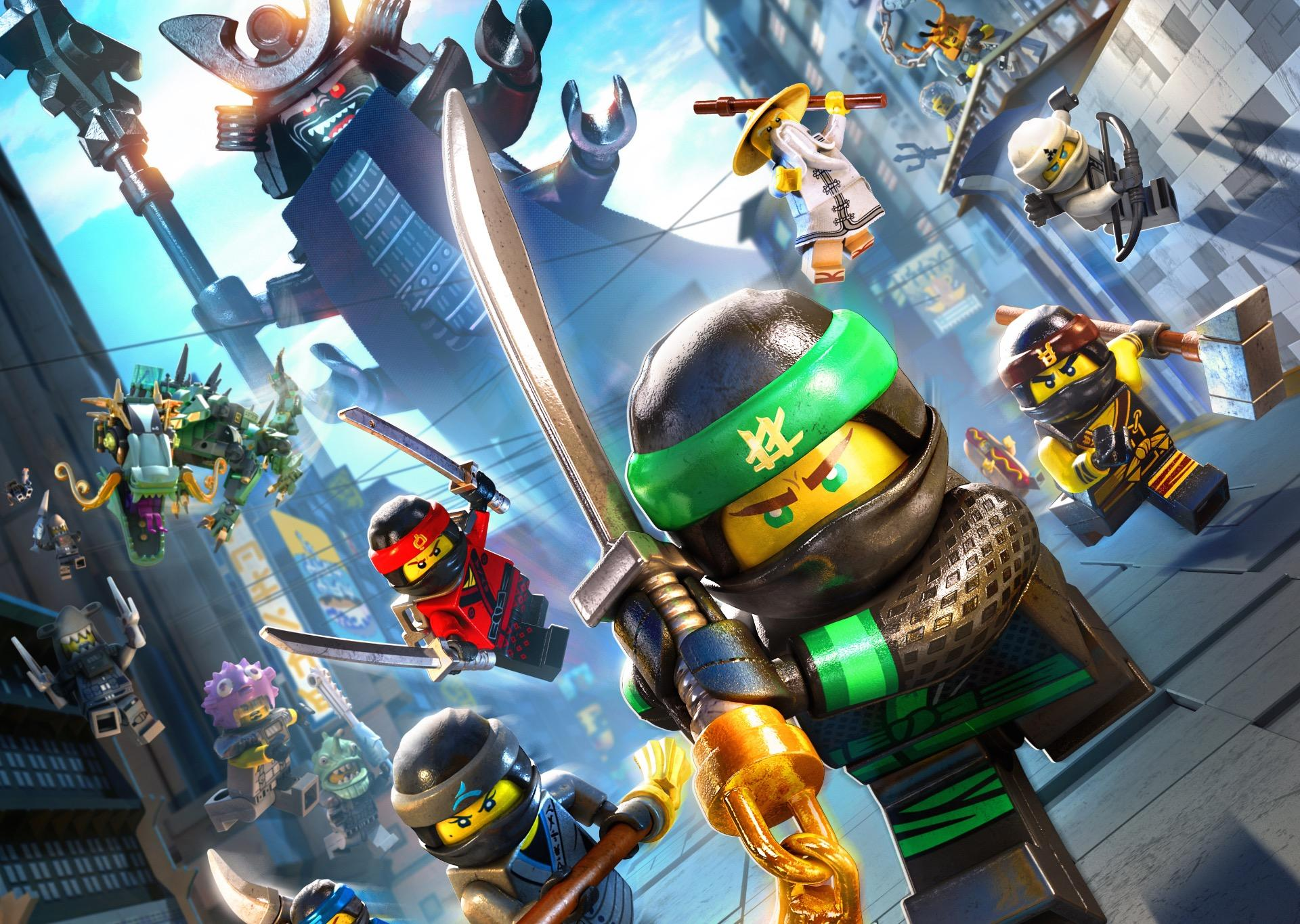 Lego. Ninjago Sinema Etkinliği
