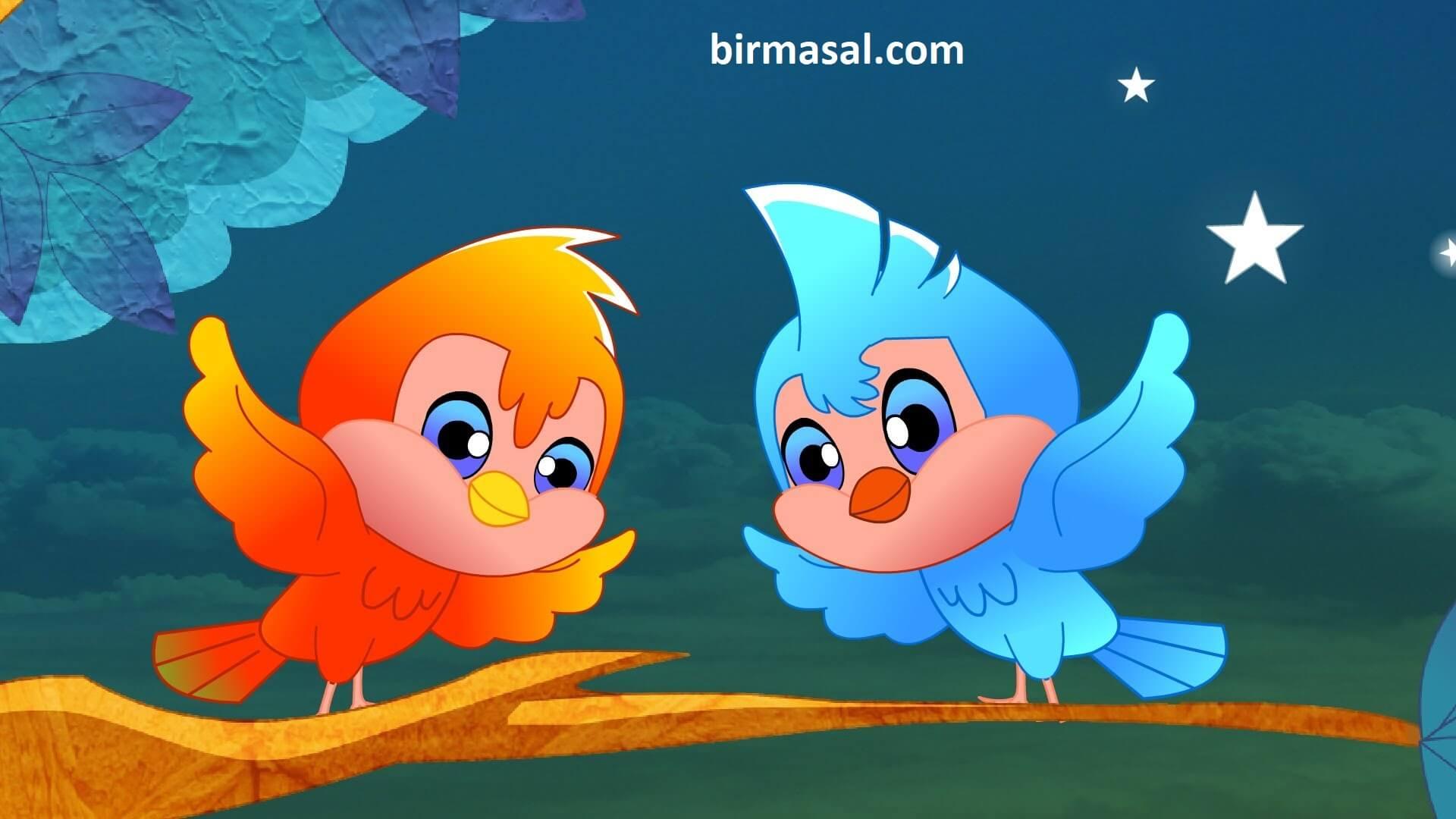 İki Tane Kuş