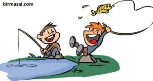 Balık Tutma Eğlencesi
