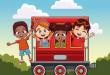 Aylin ve Onur Treni Keşfediyor