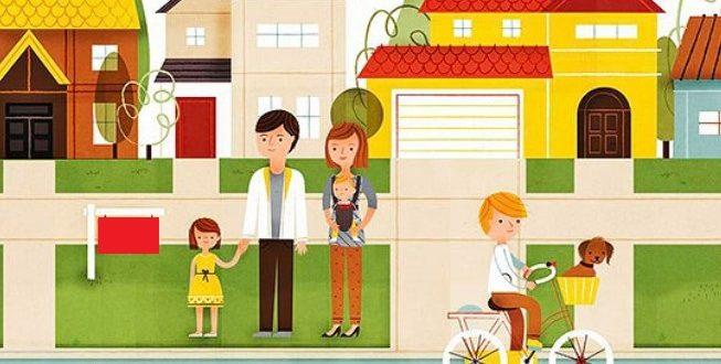 Güleryüz Ailesi Taşınıyor